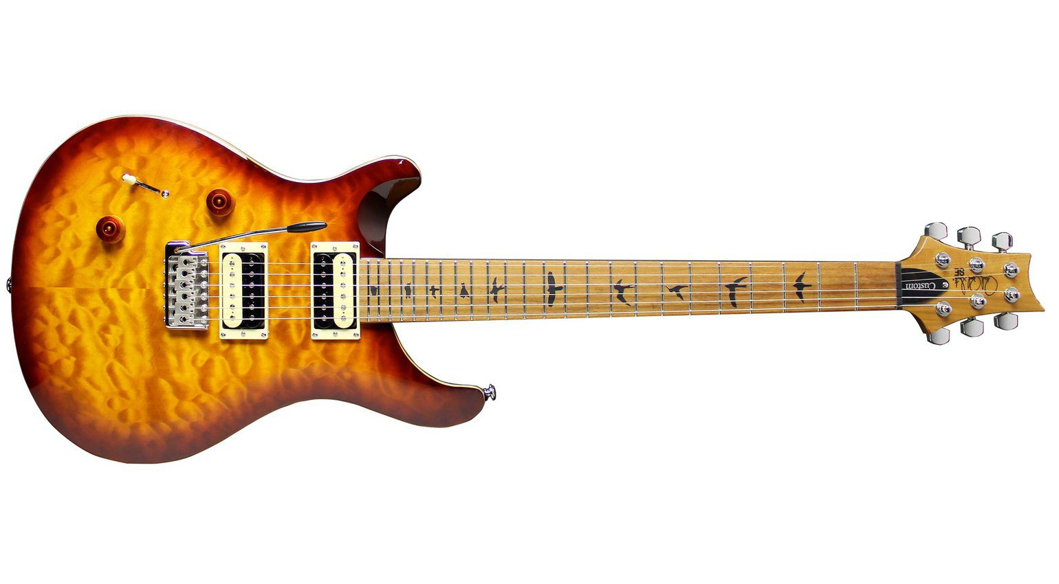 PRS SE Custom 24 Roasted Maple LTD