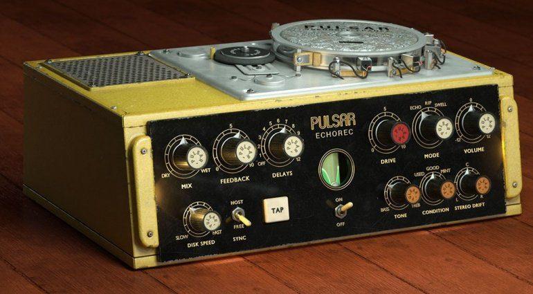 Pulsar Echorec - das beste Binson Echorec 2 Plug-in ever?