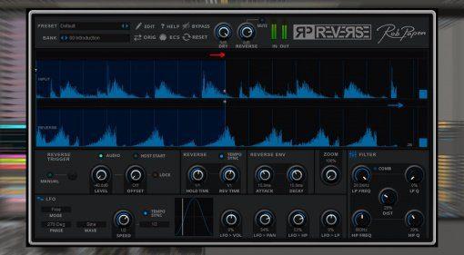 Rob Papen veröffentlicht neuen VST-Effekt RP-Reverse