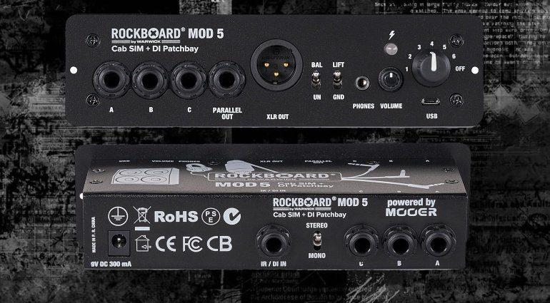 RockBoard MOD 5