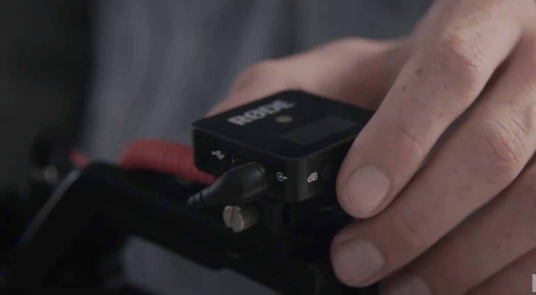 vlogger traum rode wireless go ist die kleinste funkstrecke der welt. Black Bedroom Furniture Sets. Home Design Ideas