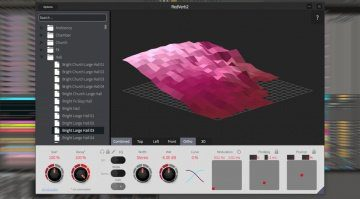 Schulz Audio veröffentlicht das vielseitige RedVerb 2 Reverb Plug-in