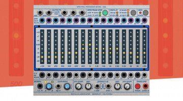 Buchla 296e - Softube baut Zusammenarbeit mit Buchla aus