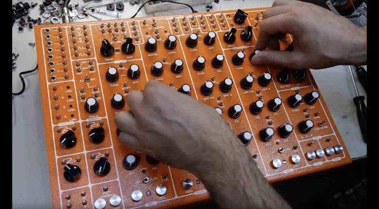 Soma Pulsar 23 Drum-Synthesizer
