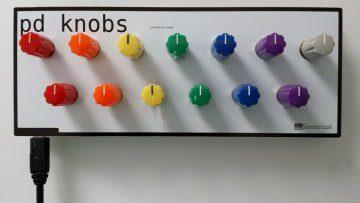 sonoklast pd knobs