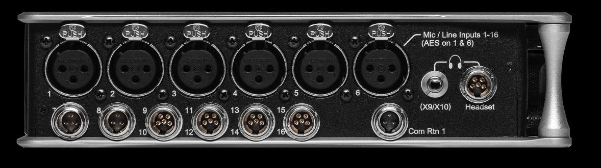 Sound Devices Scorpio Seite 1
