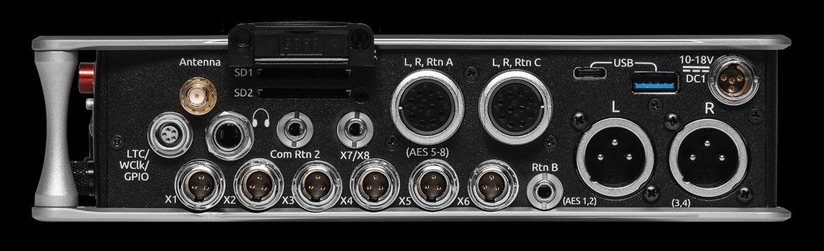 Sound Devices Scorpio Seite 2
