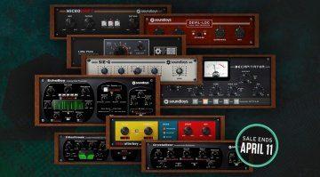 Deal: Soundtoys Plug-ins mit bis zu 75 Prozent Rabatt