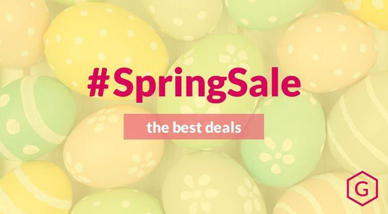 Spring Sale, Frühjahrs-Deals, Oster-Angebote - Verpasse keinen Rabatt!