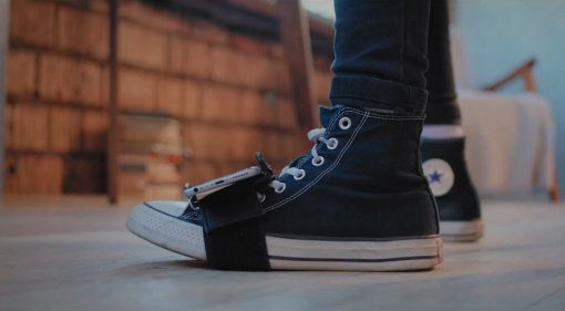 Stompai am Fuß