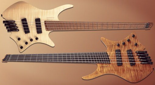 Strandberg Guitars Boden Bass