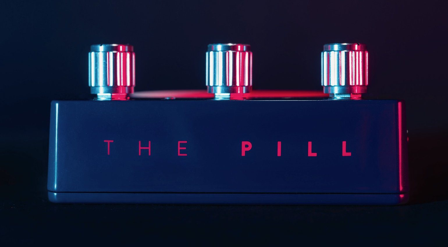 The Pill Effekt Pedal Ducking Sidechain Analog