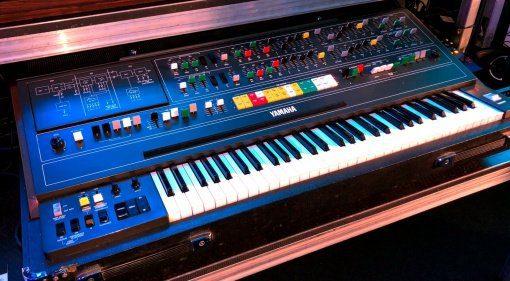 Arbeitet Yamaha an einem neuen CS-80 Synthesizer?