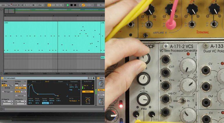 Ableton Live CV Tools