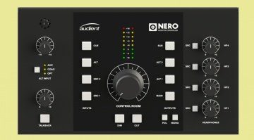 Audient Nero Monitor-Controller
