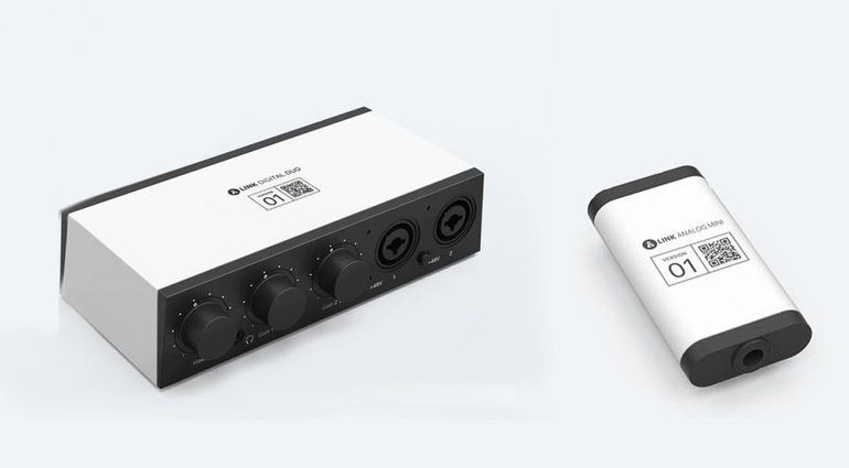 BandLab bringt neue Interfaces: Link Analog und Link Digital Duo