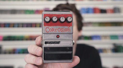 DOD Corosion JHS Pedale Vergleich Demo Video