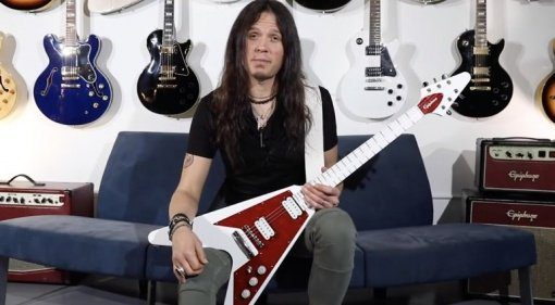 Epiphone Dave Rude Flying V