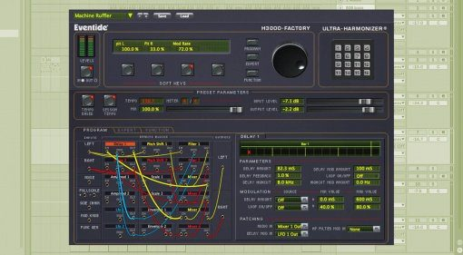 Eventide H3000 Factory Harmonizer