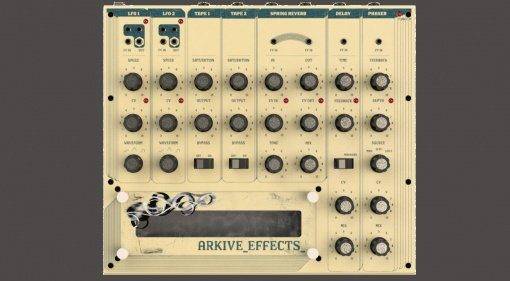 Finegear Arkive Effects