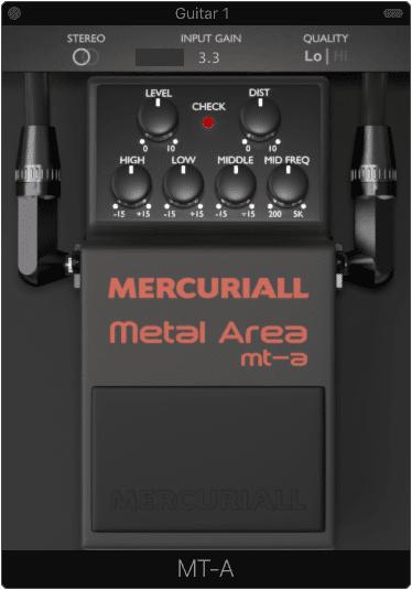 Mercuriall Audio-Free-MT-A-MT-2