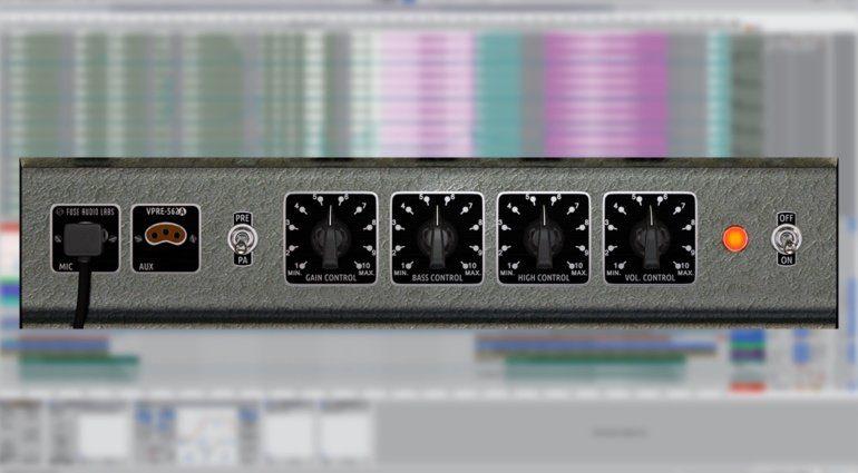 Fuse Audio Labs VPRE-562A - legendärer Vintage Tube Amp als Plug-in