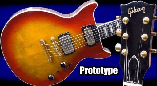 Gibson 1992 Prototype DC Standard