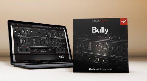 IK Multimedia verschenkt Syntronik Bully – aber ihr müsst euch beeilen!