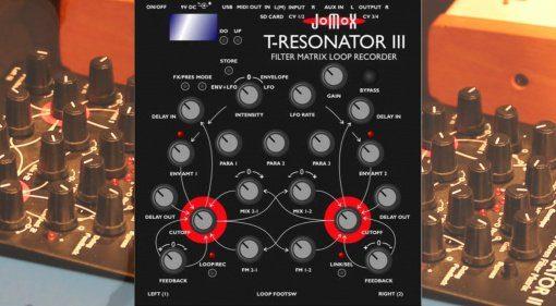 Jomox T-Resonator III