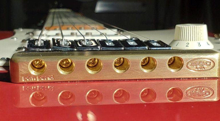 Killer Guitar Components Fat Bottom Bridge Strat