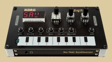 Nu:Tekt NTS-1 Digital Kit