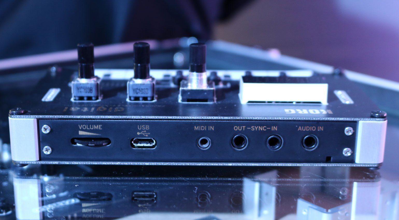Superbooth 2019 korg nu tekt digital diy synthesizer for Innendekoration nurensdorf