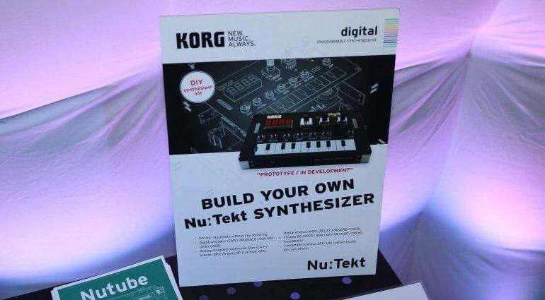 Korg Nu:Tekt Digital