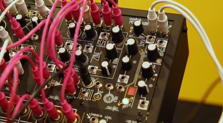 Make Noise Mimeophone
