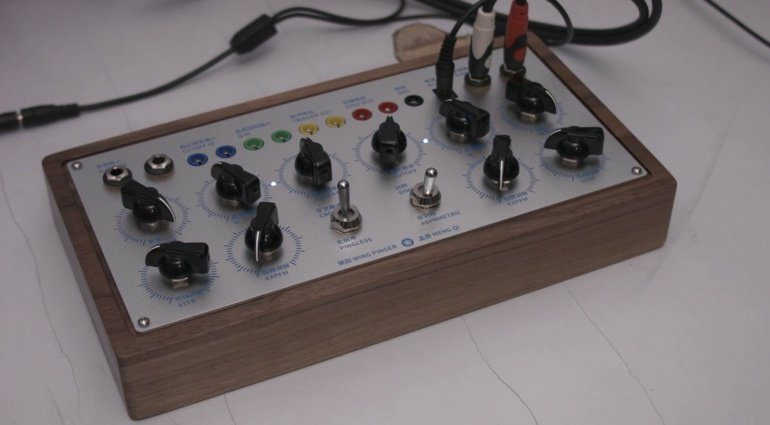 Meng Qi Wing Pinger Synthesizer