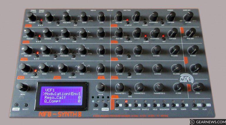 MFB Synth 8
