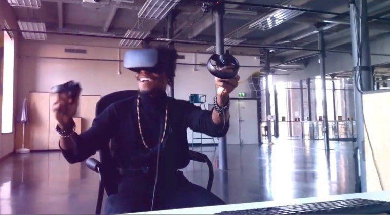 Modulia Studio - Ableton Live kostenlos in der virtuellen Realität steuern?
