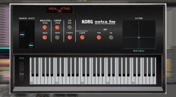 Momo Müller veröffentlicht Korg Volca FM Editor and Controller