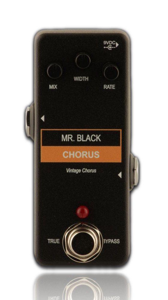 Liebling, ich habe den CE-1 geschrumpft: Mr Black Mini Vintage Chorus