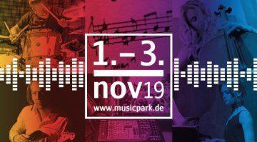 Musicpark Teaser Logo