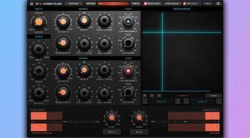 Numerical Audio SF-1 - ein vielseitiger Dual Stereo Filter Effekt für unterwegs