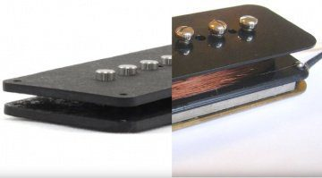 P90 vs Jazzmaster Single Coil Vergleich shootout