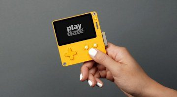 Playdate Handheld-Konsole