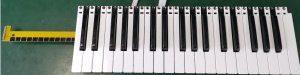 Behringer - poly pressure tastatur