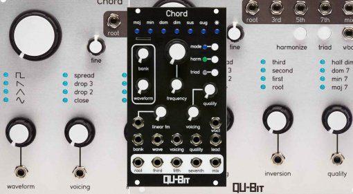 Qu-Bit Chord v2 Eurorackmodul