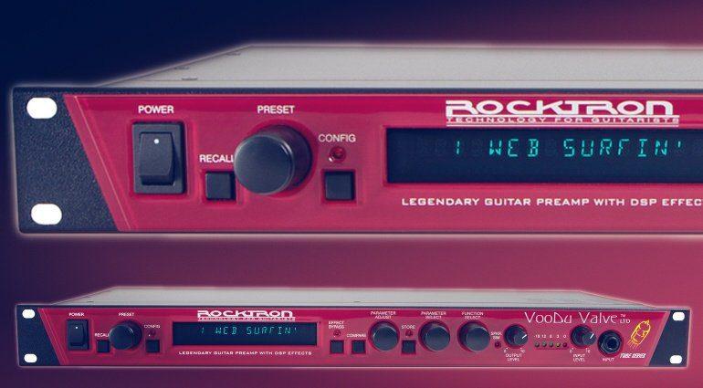 Rocktron VooDu Valve LTD