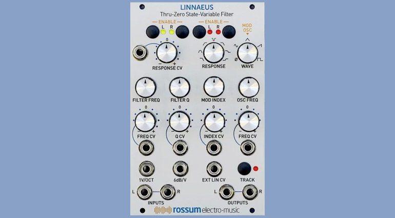 Rossum Electro-Music Linnaeus