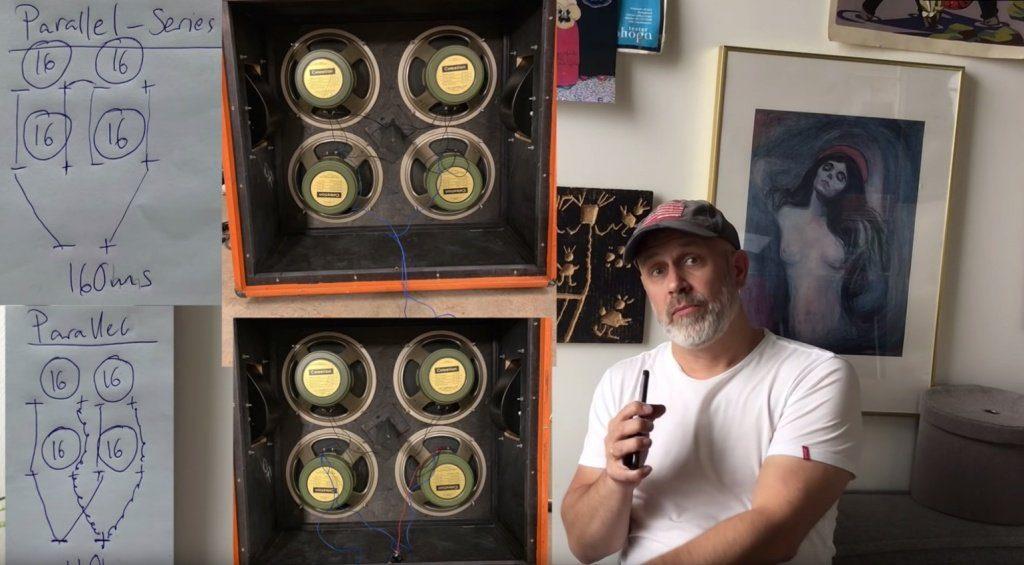 Speaker 4 vs 16 ohm sound vergleich johan segeborn