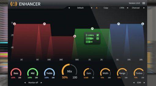 Toonboosters Enhancer - Audiodaten verbessern leicht gemacht?