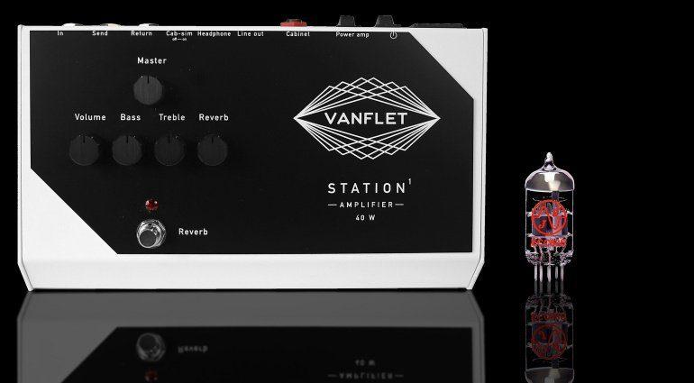 Vanflet Station1